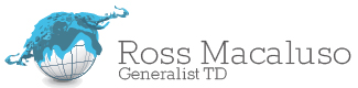 ross macaluso Logo